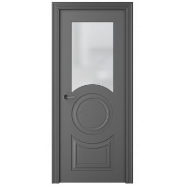 Межкомнатная дверь U2, глухое